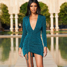 Load image into Gallery viewer, Fashion nova long sleeve dress - Pynk Kandi