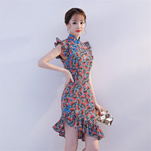 Load image into Gallery viewer, Traditional Chinese Dress - Pynk Kandi