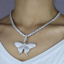 Load image into Gallery viewer, You Give Me Butterfly's Diamond Butterfly Piece - Pynk Kandi