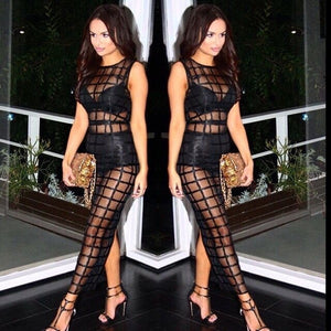 Fashion nova sheer dress - Pynk Kandi