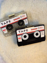 Load image into Gallery viewer, Cassette Tape Clutch - Pynk Kandi