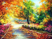 Autumn Colors 12 Diamond Painting Kit - Diamond Painting Corner
