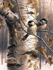 Birds 13 Diamond Painting Kit - Diamond Painting Corner
