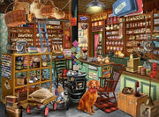 General Store Full of Products - Diamond Painting Corner
