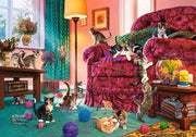 Room Full of Kittens - Diamond Painting Corner