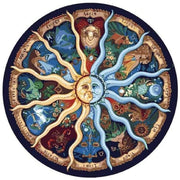 The Twelve Zodiac Signs - Diamond Painting Corner