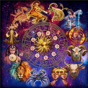 Twelve Zodiac Signs Diamond Painting Kit - Diamond Painting Corner