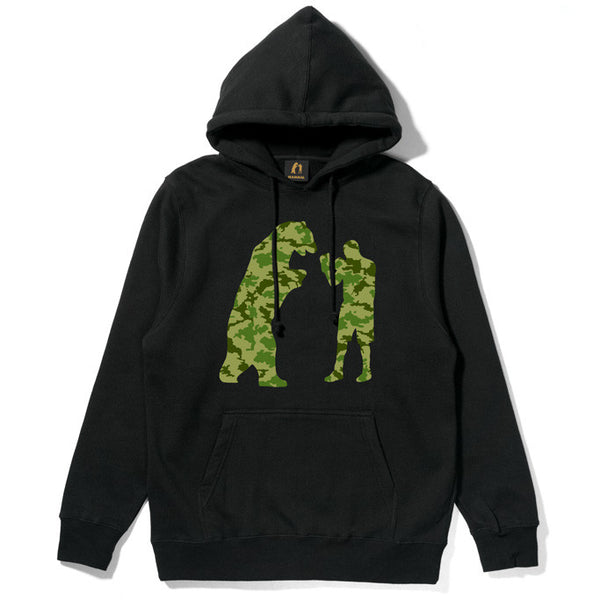 Camo Icon Hooded Pullover