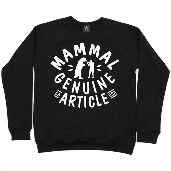 Genuine Article Raglan Crew