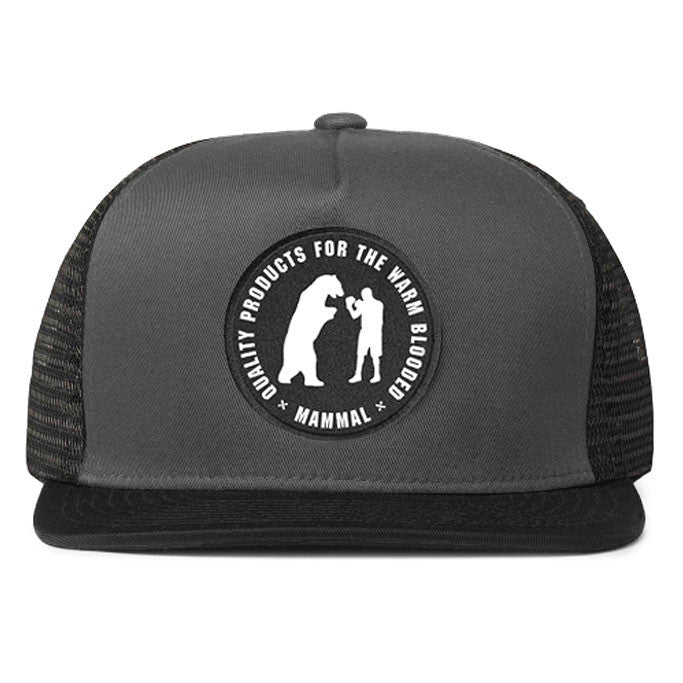 Montgomery Trucker (Black/Charcoal)