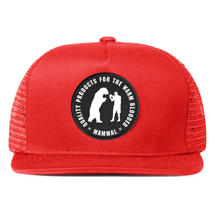 Montgomery Trucker (Red)