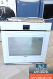 "Whirlpool 30"" Electric Single Wall Oven (WHITE)  ***NEW, SCRATCH & DENT***"