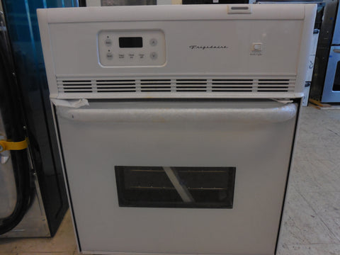 "Scratch & Dent New 24"" Frigidaire Single Electric Wall Oven (White) **NEW**SCRATCH & DENT***"