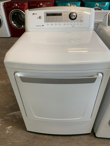 LG SENSORY DRY ELECTRIC DRYER FRONT LOAD..