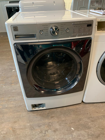 KENMORE ELITE FRONT LOAD WASHER-ACCELA WASH..