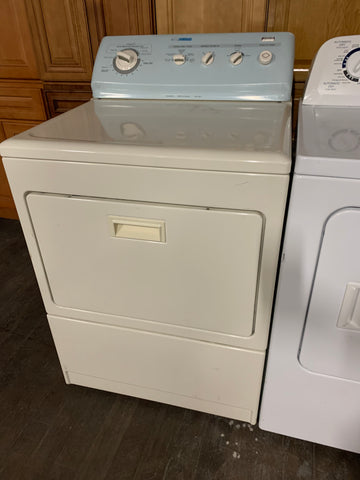 KENMORE ELITE ELECTRIC DRYER..