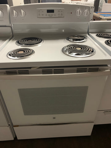 GE ELECTRIC COIL TOP RANGE..