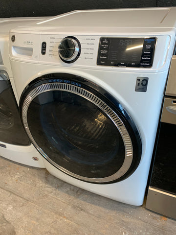 GE FRONT LOAD WASHER ULTRA FRESH VENT SYSTEM TECHNOLOGY..GFW850SSNWW..