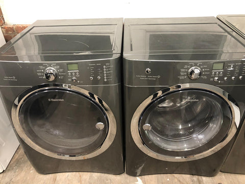 ELECTROLUX FRONT LOAD ELECTRIC DRYER...