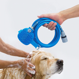 Portable Pet Bathing Glove and Massager - Give your pet the spa treatment for less!