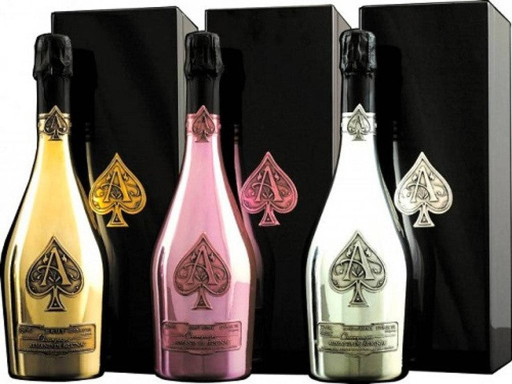 Armand De Brignac Gold 3L - Black Box