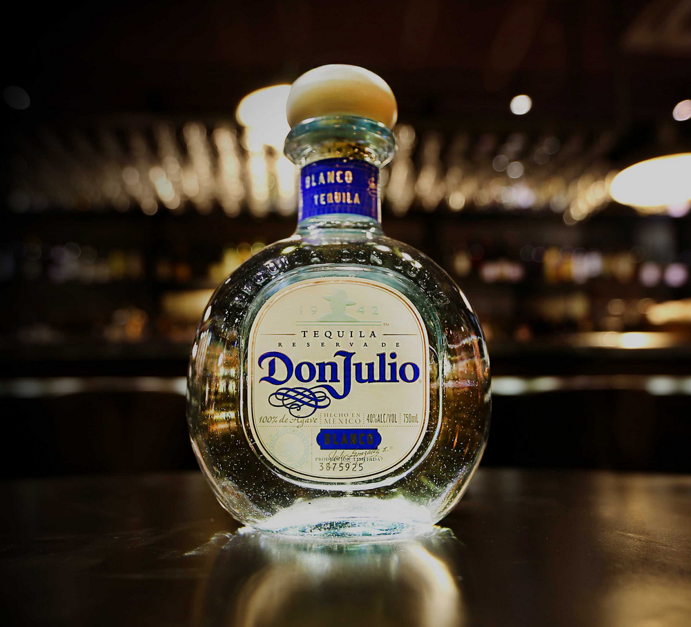 Don Julio Tequila Blanco 38%