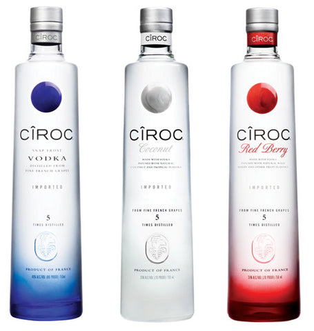 Ciroc Love Pakken - 3 x 70 Cl