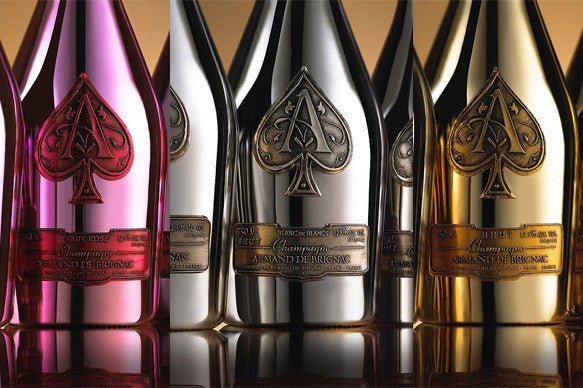 Armand De Brignac Brut Gold 75 Cl - Black Box