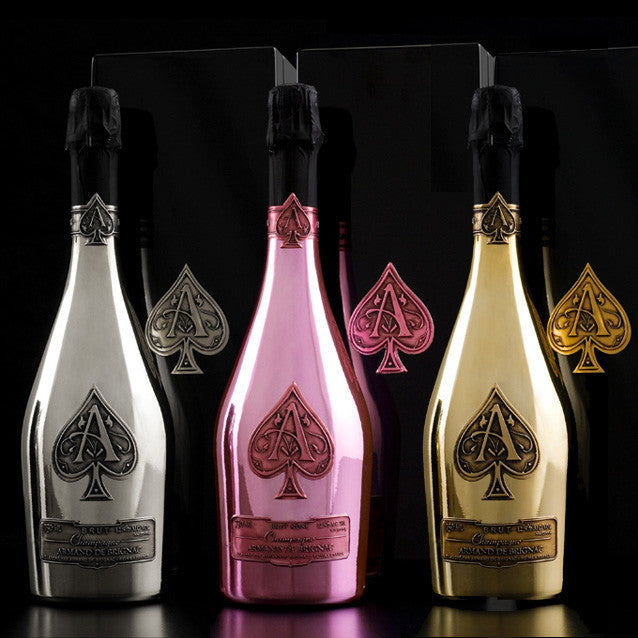 Armand De Brignac Rose 1,5 L - Black Box