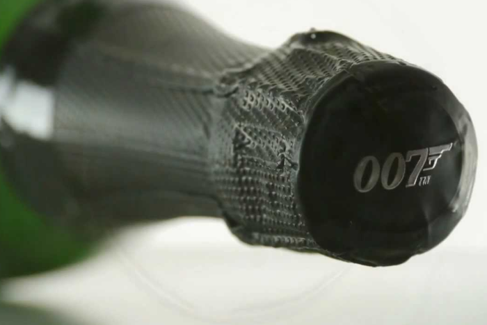 "Bollinger 2002 ""James Bond 007 Silencer Pack"""