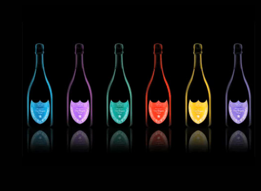 Dom Perignon Andy Warhol Red 2002 75 cl