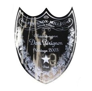 Dom Perignon David Lynch 2003 75 Cl