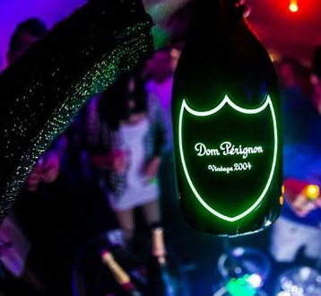 Dom Perignon Luminous Label 2004 75 cl