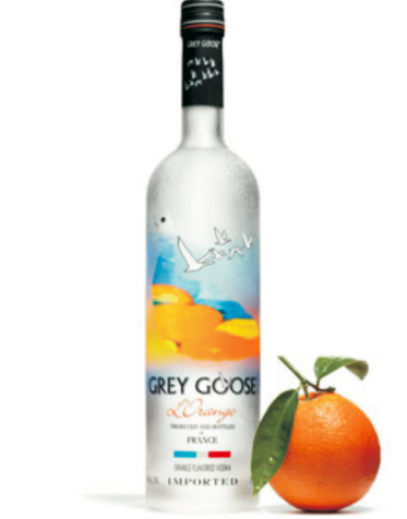 Grey Goose La Orange Vodka 70 Cl