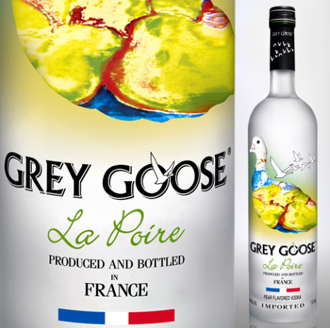 Grey Goose La Poire Vodka 70 Cl