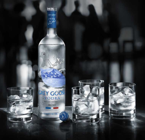 Grey Goose Vodka - 4,5 Liters
