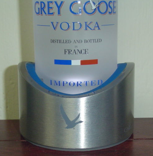 Grey Goose Vodka LED Display