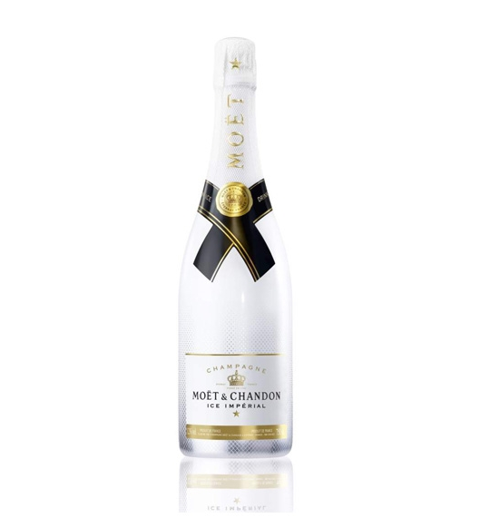 6 x MOËT & CHANDON ICE IMPERIAL 75 CL CHAMPAGNE