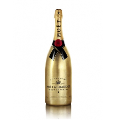 Moët & Chandon Brut Imperial Limited Edition Golden Bottle 75 cl