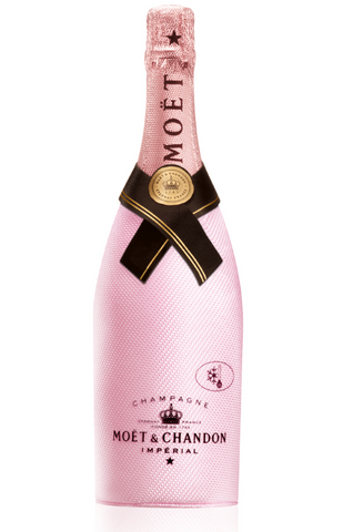 Moët & Chandon Rosé  Diamond Suit 75 Cl