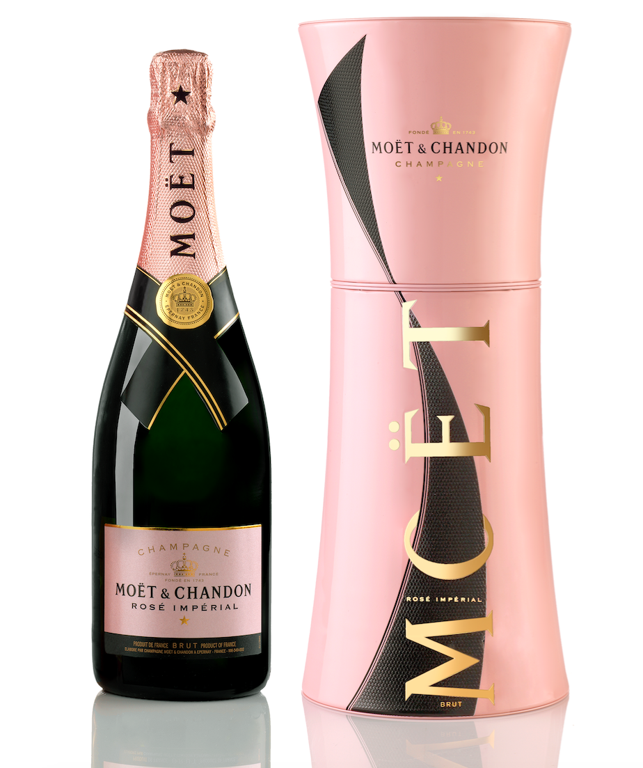 Moët & Chandon Rosé Unfurl Box 75 Cl