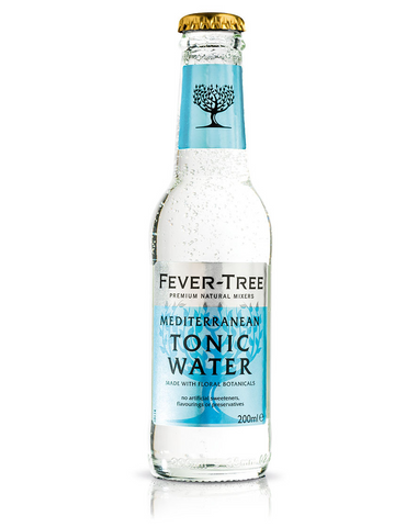 6 x Fever-Tree Mediterranean Tonic Water