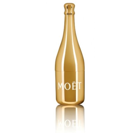 Moët Chandon Bubble Blower Gold