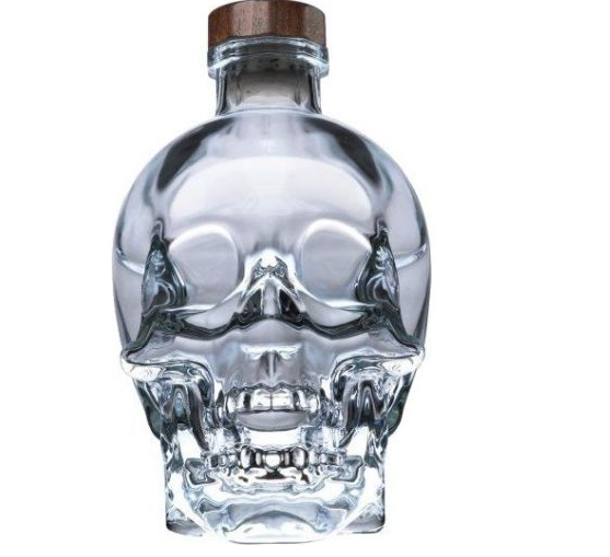 Crystal Head Vodka 40% 3 Liter