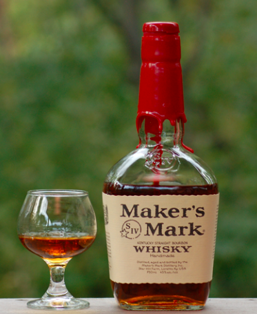 Maker's Mark Bourbon Whisky 45%