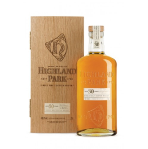 Highland Park Single Malt 30 års Whisky 47,5%