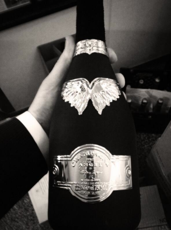 Angel Champagne 75cl