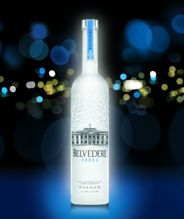 1 x Belvedere Vodka 3L + 6 x Moët & Chandon Nectar 75cl