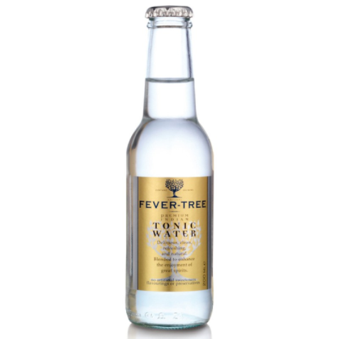 6 x Fever-Tree Premium Tonic Water
