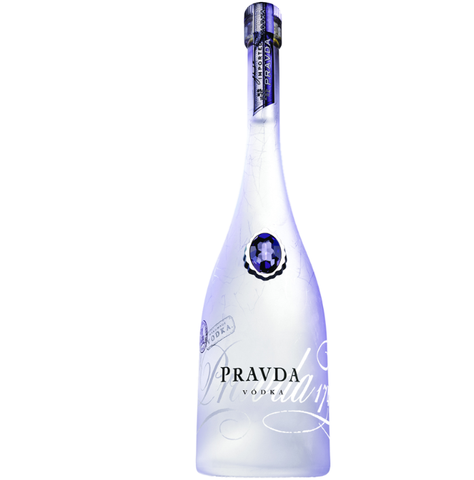 Pravda Vodka 40% 70cl